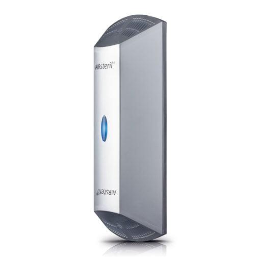AIRsteril WT Serie Luftdesinfektion und Geruchsentfernung für Waschräume Seitenansicht