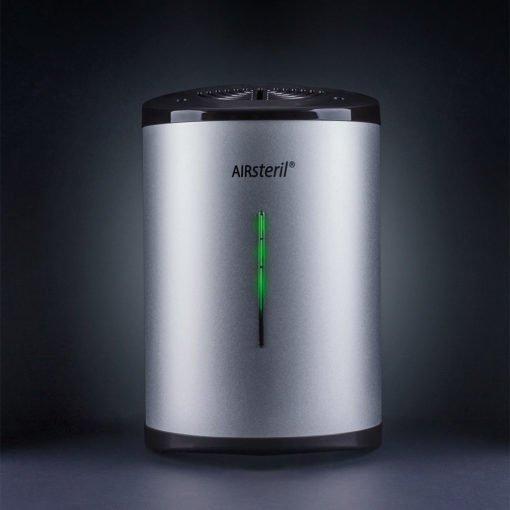 AIRsteril AS Serie Luftdesinfektion und Geruchsentfernung für den Wohnbereich
