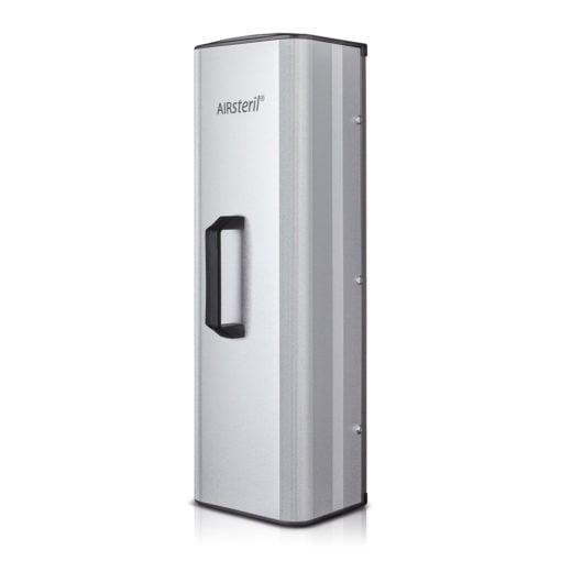 AIRsteril MP100 mobile Dekontamination, Luftdesinfektion und Geruchsentfernung Seitenansicht
