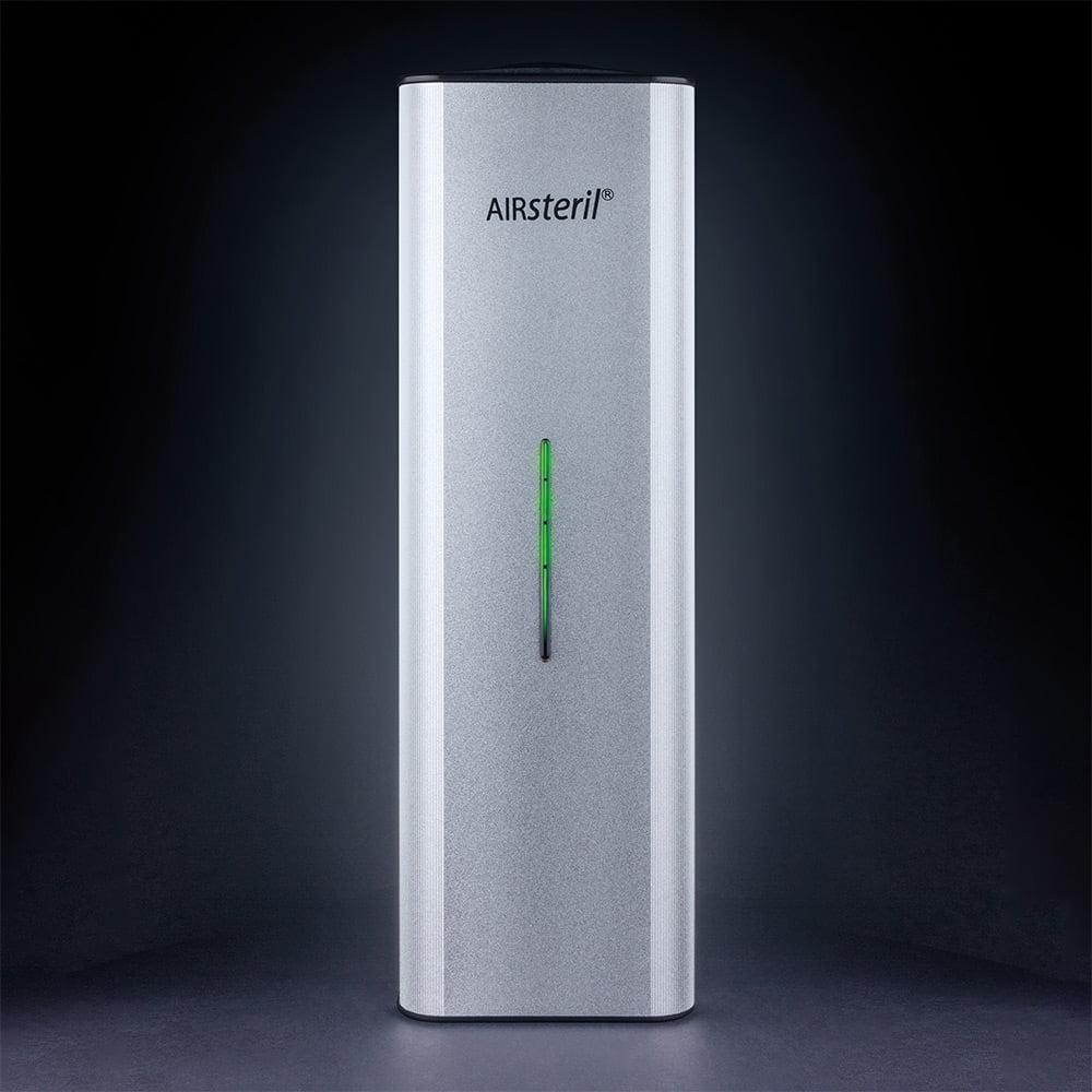 AIRsteril MF Serie Luftdesinfektion und Geruchsentfernung für verschiedene Einsatzbereiche Frontansicht